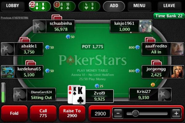 Hold em strip poker