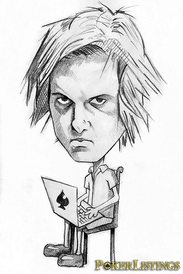 Blom Victor caricatura