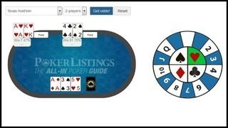 calcolatore probabilita poker