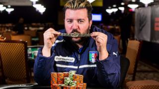 Max Pescatori WSOP 2015 Razz