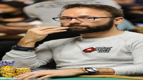 Daniel Negreanu 2015 World Series of Poker