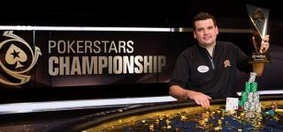 Christian Harder pokerstars championship