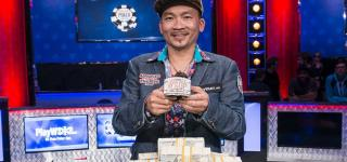 Qui Nguyen vincitore wsop2016