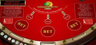 regole caribbean stud poker
