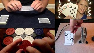 ASMR poker