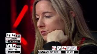 Bluff poker coren mestre