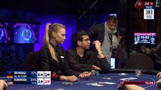 Brandau mano poker