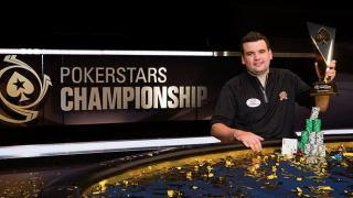 Christian Harder pokerstars championship
