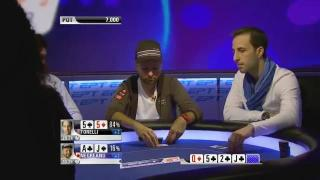 Daniel Negreanu vs Alec Torelli