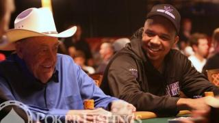 Doyle Brunson Phil Ivey