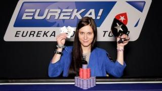 EPT12PRA Event43 Winner Novikova Liliya