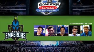 Global poker league risultati classifica rome emperors