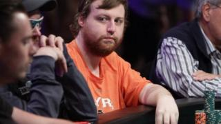 Joe McKeehen 2015 WSOP Main Event Day 6 1
