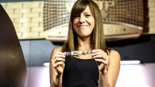 Kristen Bicknell Bbraccialetto wsop