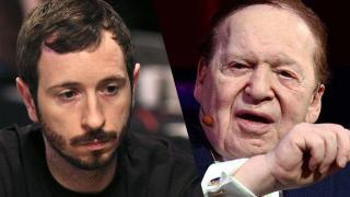Sheldon Adelson brian rast sfida poker