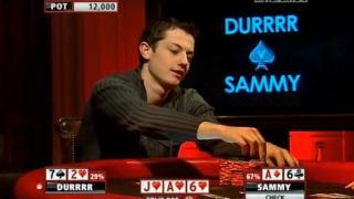 Tom Dwan Durrrr bluff