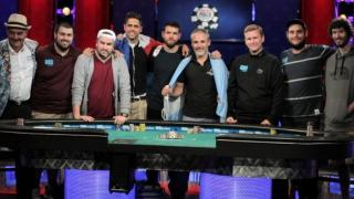 WSOP 2017 Main Event final table