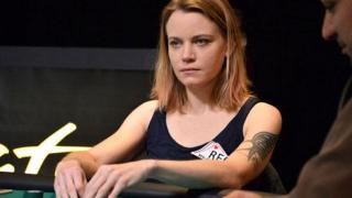 cate hall wpt