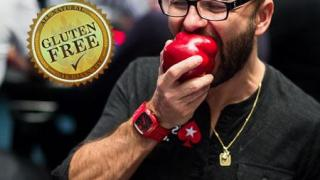 daniel negreanu vegan poker players