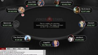 pokerstars scoop main event