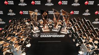 pokerstars trophies