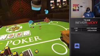 realta virtuale aumenta poker