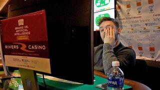 sfida bot poker online