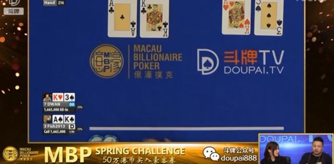 Il video della settimana – Tom Dwan ricompare a Macao