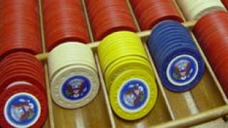 truman poker chips