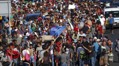 hungary refugees