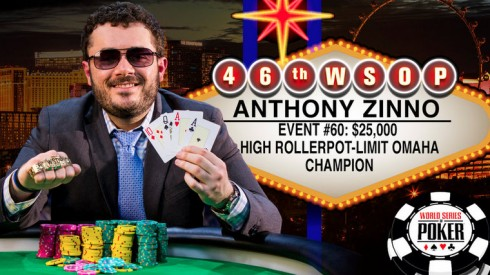 Anthony Zinno Wins