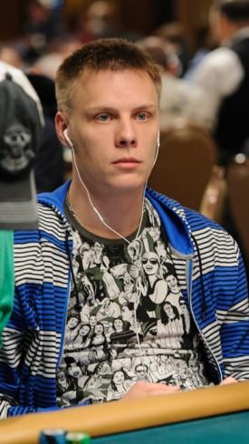 Mikhail Shalamov