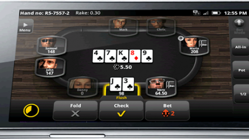 android poker samsung2