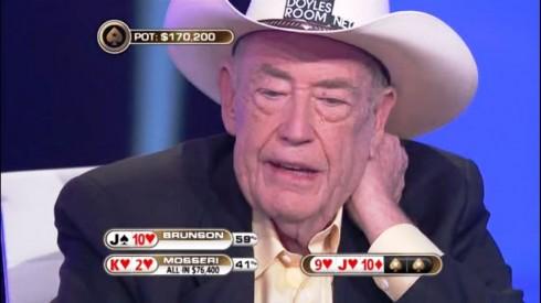 Texas Dolly doyle brunson