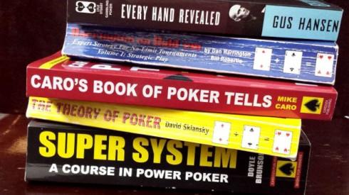 libri di poker