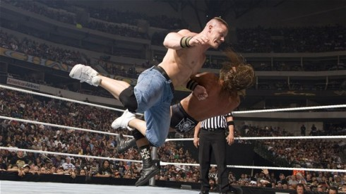 wrestling scontro