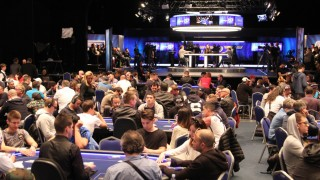 ept monaco main event poker floor
