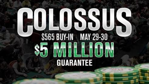 Colossus Carousel 1