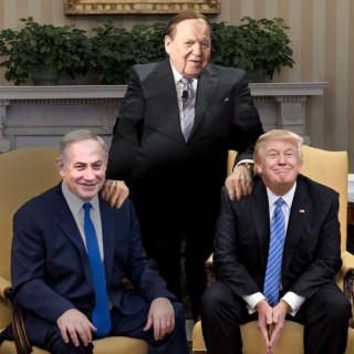 adelson trump2