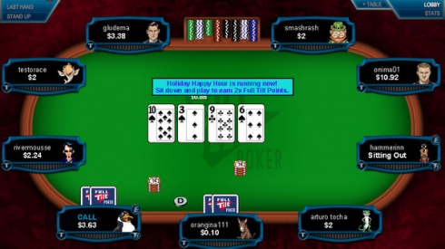 migliori sale poker online