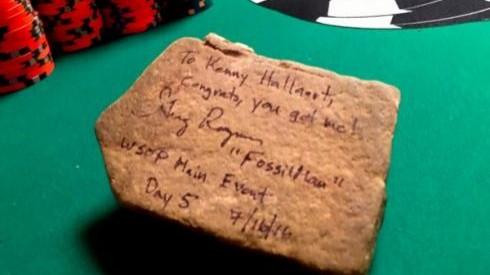 fossili Greg Raymer