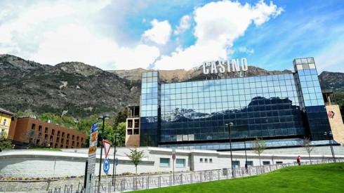 casino de la vallee natale poker