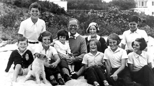 famiglia kennedy