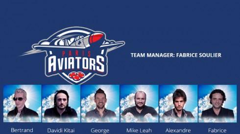 Paris Aviators Global Poker League