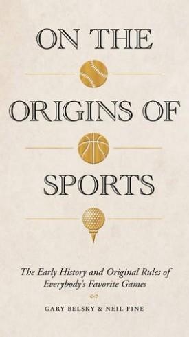 on the origin of sports libro