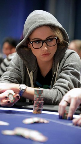 gaelle garcia diaz poker