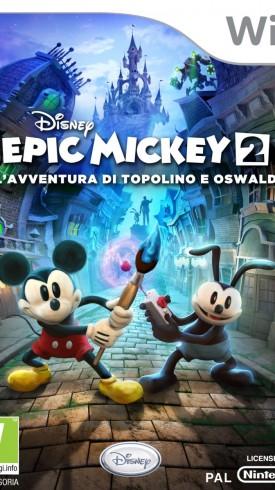 epic mickey 2 l'avventura di topolino e oswald