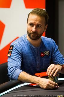 Daniel Negreanu photo by pokerstars3