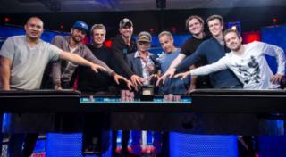 WSOP. 2016 november nine