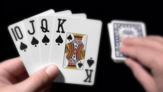 omaha poker room